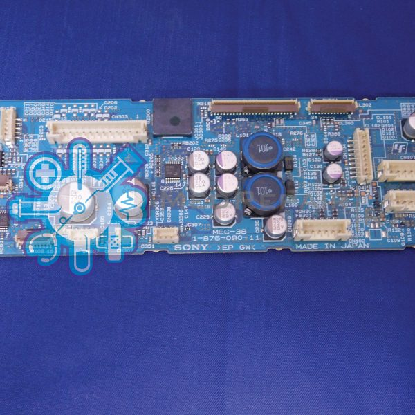 UP-DR80MD MOUNTED CIRCUIT BOARD MEC-38 : MedRepair Rx, LLC